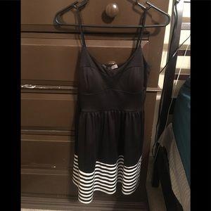 Bustier top style dress